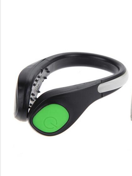 7 barv 1 kos LED svetlobni čevelj posnetek luči za nočno varnost - Kolesarjenje - Fotografija 3