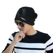 [Ода К Радости] Бренд Шапочки Трикотажные мужские Зимние Hat Caps Skullies Bonnet Зимние Шапки Для Мужчин Женщин шапочка Мех Теплый