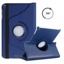 360 Вращающийся чехол для Samsung Galaxy Tab A 10,1 2019 T510 T515 откидной Стенд PU кожаный чехол SM-T510 Wifi SM-T515 LTE Funda чехлы