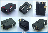 10PCS SMD SMT 2 5mm X 0 65mm DC Socket 0 7mm Pin For Tablets Power