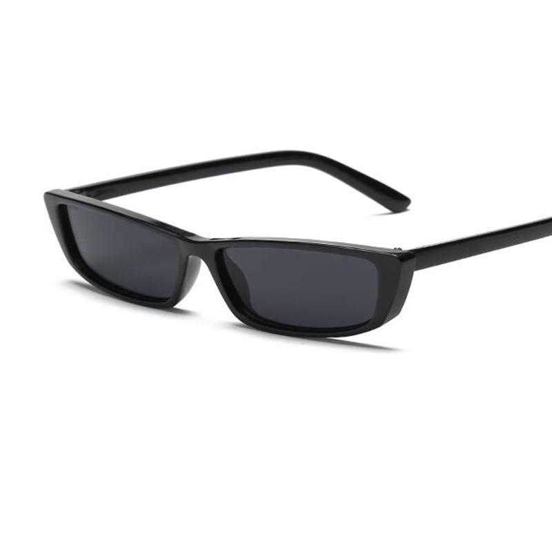 Pequeno Retângulo óculos de sol quadrado dobradiça de plástico preto óculos  de acetato de Moda Masculina Vermelho Claro UV400 oculos Shades 2018 Nova  ... cb06195536