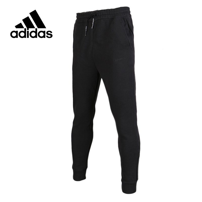 Adidas Original New Arrival Official NEO Men's Black Full Length Training Leisure Pants Sportswear BQ4481 original new arrival official adidas women s tight elastic training black pants sportswear
