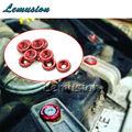 10X Coche modificado tornillo juntas Para Audi A3 A4 B5 B6 B7 B8 A6 C5 C6 A1 A5 Q5 Q7 TT S3 S4 S5 S6 S8 accesorios