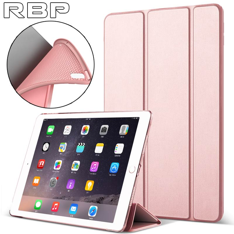 RBP for IPad Pro10.5 Case for Apple iPad pro 10.5 inch leather case all-inclusive silicone soft shell for ipad pro 10.5 cover