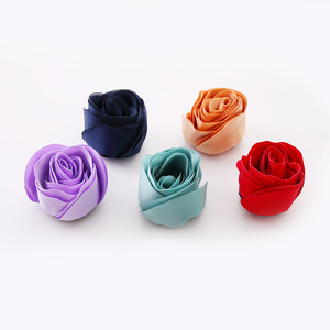 30 PCS Cloth Flowers Connector