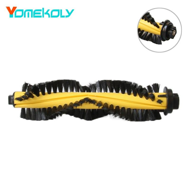 1pc Main Hair Brush Attachement Vacuum Parts for Ecovacs DEEPOO CEN546 CEN550 CEN663 Vacuum Cleaner Replacement Accessories цена