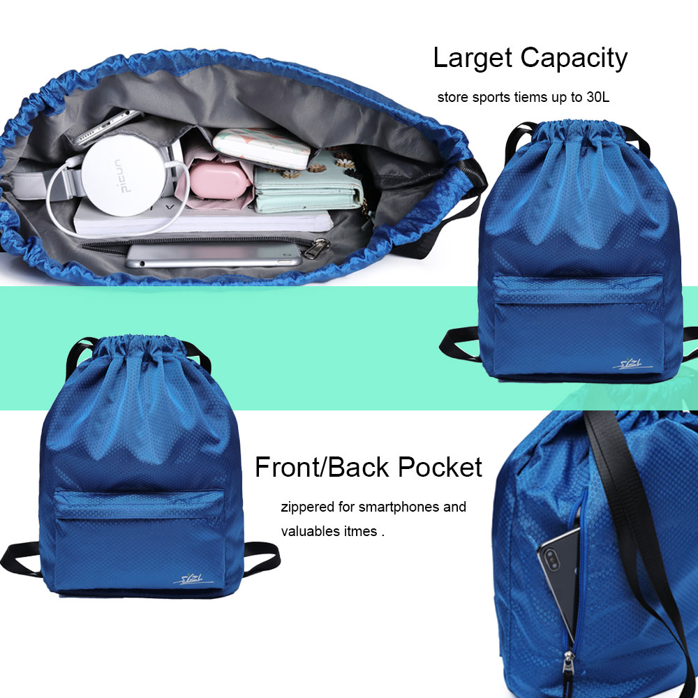 Women Men KIDS Sport Bag Softback Sports Backpacks Sports Bags ... ae885b0734aa6