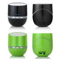 New Mini Bluetooth Speaker Portable Wireless Lautsprecher TT 026 Stereo Speakers With Alarm Clock NFC For
