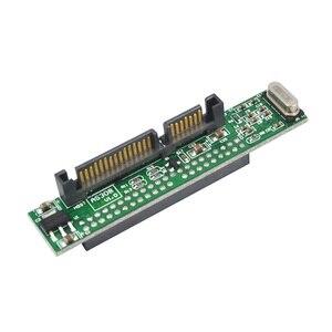 Image 2 - Kebidu IDE 44 Pin 2.5 Inch Đến Sata PC Adapter Chuyển Đổi 1.5Gbs Hỗ Trợ ATA 133 100 HDD CD DVD Nối Tiếp đĩa Cứng Bán Buôn