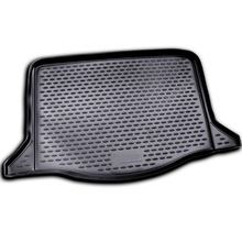 Для Honda Jazz 2009-2014 автомобильный коврик для багажника элемент NLC1819B11