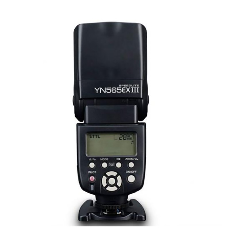 YONGNUO Flash YN565EX III Wireless TTL Flash Speedlite for Canon Support Firmware Update Support YN600EX-RT II YN568EX II III yongnuo yn468 ii ttl flash speedlite with lcd display for canon