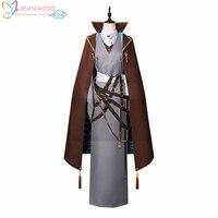 Бунго бродячих Товары для собак Акутагава рюноскэ кимоно костюм Косплэй костюм, идеальный для вас!