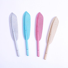 Beautiful Feather Pens Gel Pen Writing For School Supplies Stationery Cheap Items Cute Kawaii Pen stationery items 1 pcs beautiful feather pens ballpoint pen fashion accessories for writing school office supplies cute kawaii pen stationery