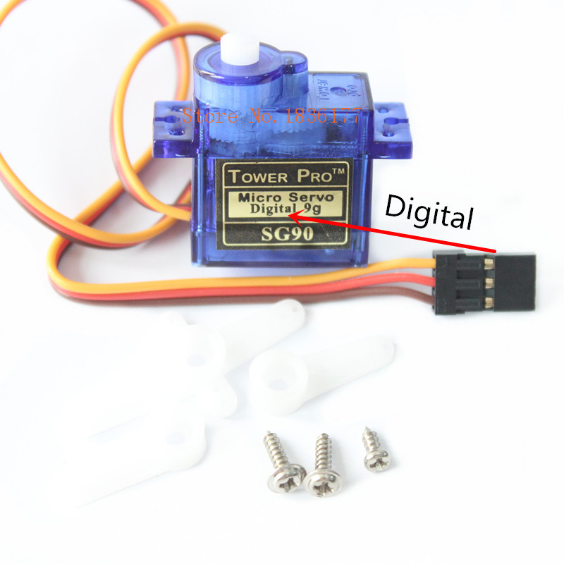 Buy 100pcs lot towerpro sg90 9g servo for 100 kg servo motor