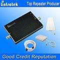 Nueva Llegada Celular de Banda Dual Repetidor 850 1800 De Sinal Amplificador de señal UMTS 850 Mhz + 1800 Mhz Repetidor Móvil de la Señal Completa Kits