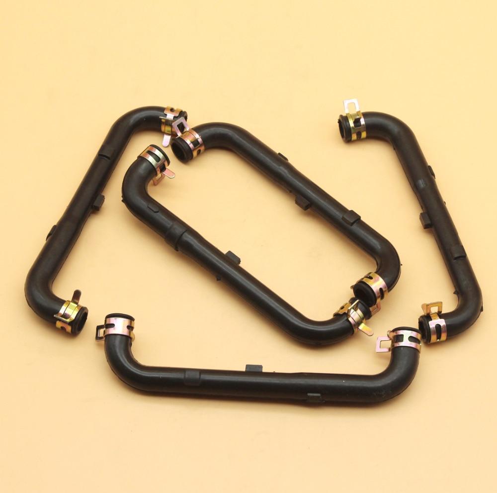 5Pcs/lot Oil Hose Pipe For HONDA GX25 GX25N GX25NT GX25T GX35 HHT25S Gasoline Engine Motor Petrol Generator Spare Parts