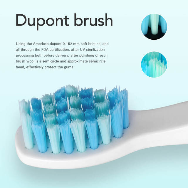 New 5pcs/lot Replacement Heads for AZDENT AZ-9 Pro Sonic Electric Toothbrush Rechargeable Tooth Brush Waterproof Precision Clean