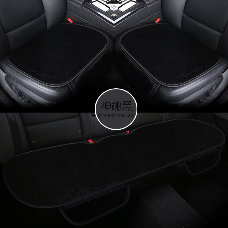Automobiles Seat Covers Interior Accessories United Kkysyelva Easy Install Car Seat Cushion Cover Universal Auto Front Back Seat Covers Car Chair Mat Pad Interior Accessories