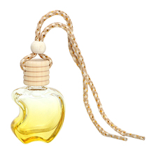 Auto Ornament Colorful Empty Air Freshener For Essential Oils Car Perfume Bottle