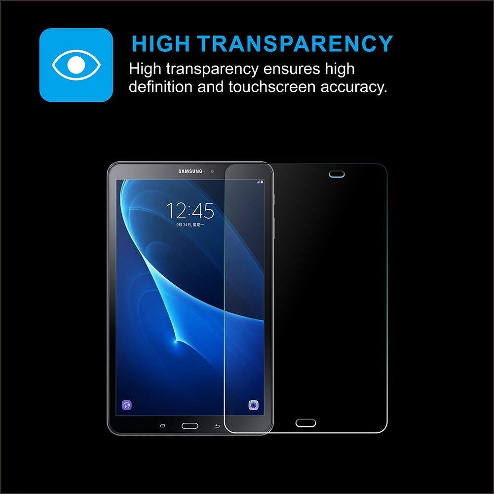 """9H Premium Explosion Proof Tempered Glass Case for Samsung Galaxy Tab Pro S 12"""" Screen Protector Toughened Protective Film Guard