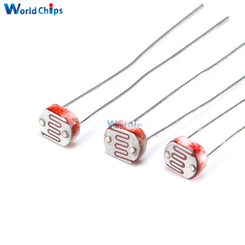 20Pcs Photo Light Sensitive Resistor Photoresistor 5539 GL5539