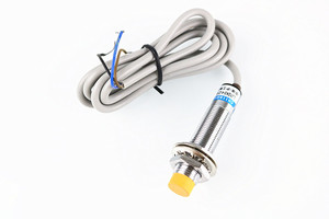 12mm LJ12A3-4-Z AY BY AX BX inductive Proximity sensor 3-wire PNP/NPN NO NC DC6~36V 4mm detection distance sensor switch