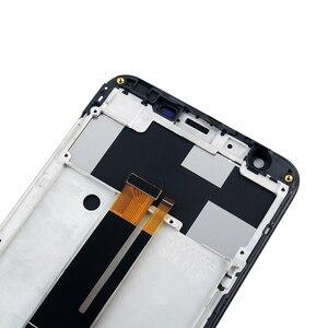 Image 4 - Alesser Für Ulefone S9 Pro LCD Display und Touch Screen Mit Rahmen + Silikon Fall Reparatur Teile Mit Werkzeuge Für ulefone S9 Pro