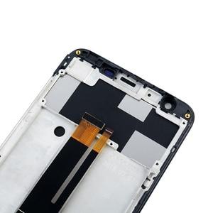 Image 4 - Alesser per Ulefone S9 Pro Display Lcd E di Tocco Riparazione Dello Schermo con Frame + Custodia in Silicone di Ricambio con Strumenti per ulefone S9 Pro