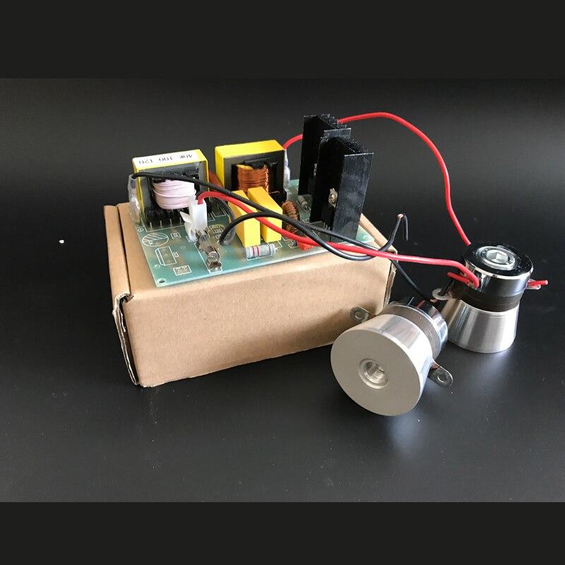 28 кГц ультразвуковой печатной платы 100 Вт/220 В, цена включая соответствующие преобразователи пьезоэлектрический ультразвуковой питание