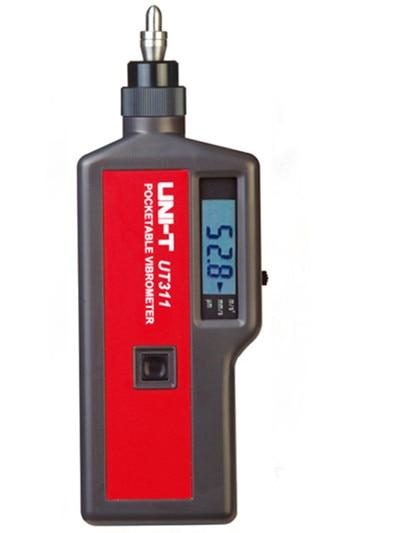 <font><b>UNI-T</b></font> UT311 <font><b>Vibration</b></font> <font><b>Tester</b></font> Meter Portable LCD <font><b>Vibration</b></font> Analyzer <font><b>Tester</b></font> with Acceleration Sensor