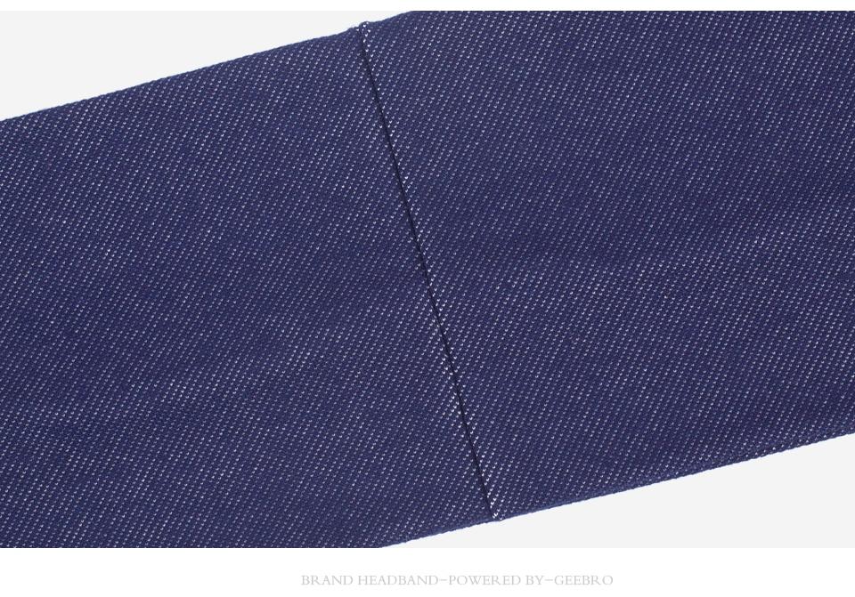 Geebro Jean Headband Moda Estrelas Coloridas Headbands