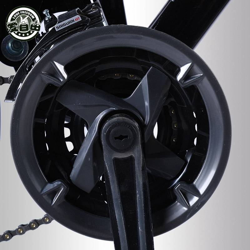 Love Freedom High Quality Bicycle 7 21 24 27 Speed 26 4 0 Fat Bike Front Love Freedom High Quality Bicycle 7/21/24/27 Speed 26*4.0 Fat Bike Front And Rear Shock Absorbers double disc brake Snow bike