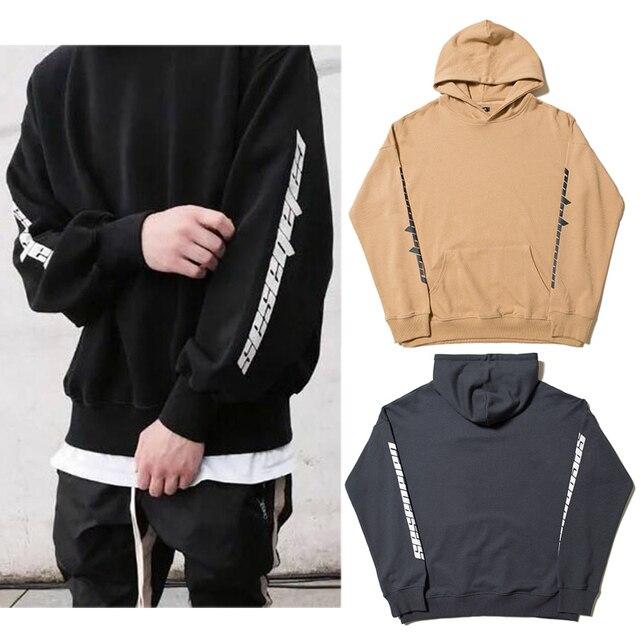 be82abba4 Season 5 Hoodies Men Women 1 1 High Quality Cotton Fashion Season 5  Sweatshirts Kanye