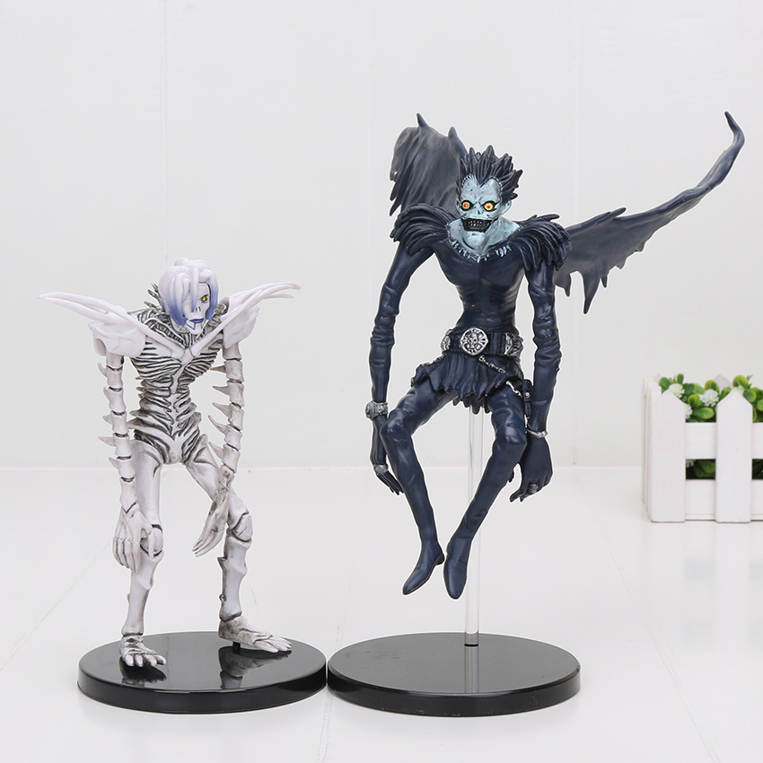 death note rem and ryuk - photo #39