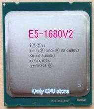 Darmowa wysyłka E5-1680V2 oryginalny intel xeon E5-1680 V2 3.0GHz 8-core 25MB SmartCache E5 1680V2 FCLGA2011 130W 22nm procesor