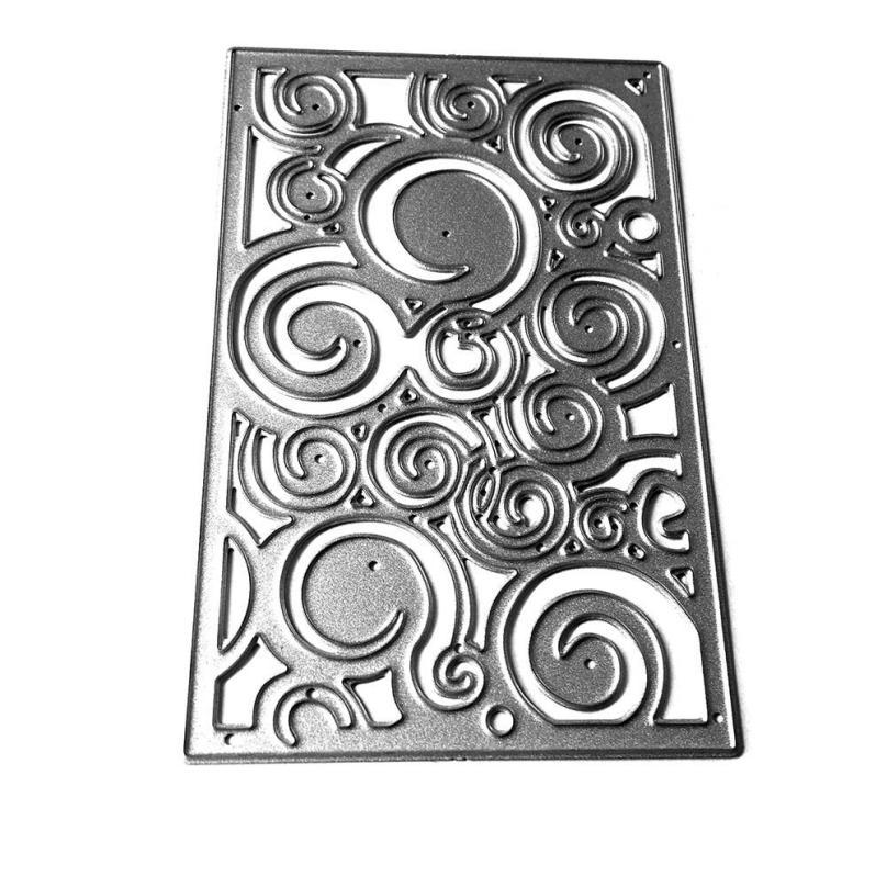 Casa LC Nuevo Plantillas de Troqueles de Corte de Metal para DIY - Artes, artesanía y costura