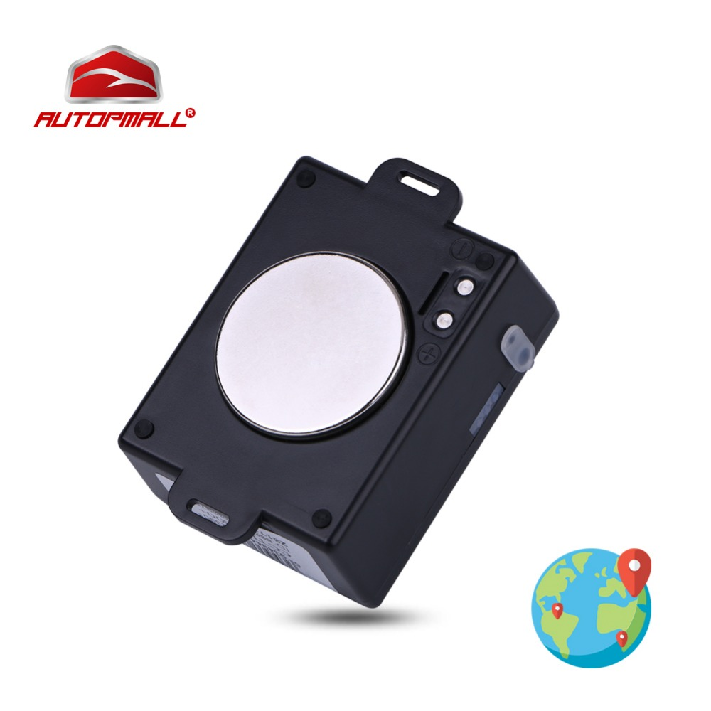 Car GPS Tracker CCTR-800 Plus Vehicle LBS Locator 50 Days Standby Time Waterproof IP65 Strong Magnet Lifetime Free Tracking