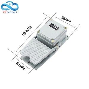 Image 4 - Pedaal schakelaar lt 3 pedaal schakelaar machine tool accessoires AC 380 v 10a