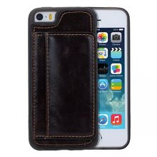Fashion Luxury Leather Phone Cases for iPhone 5s se 5 Case Cover iphon 5s Smartphone wallet Mobile Phone Bag Celular 161