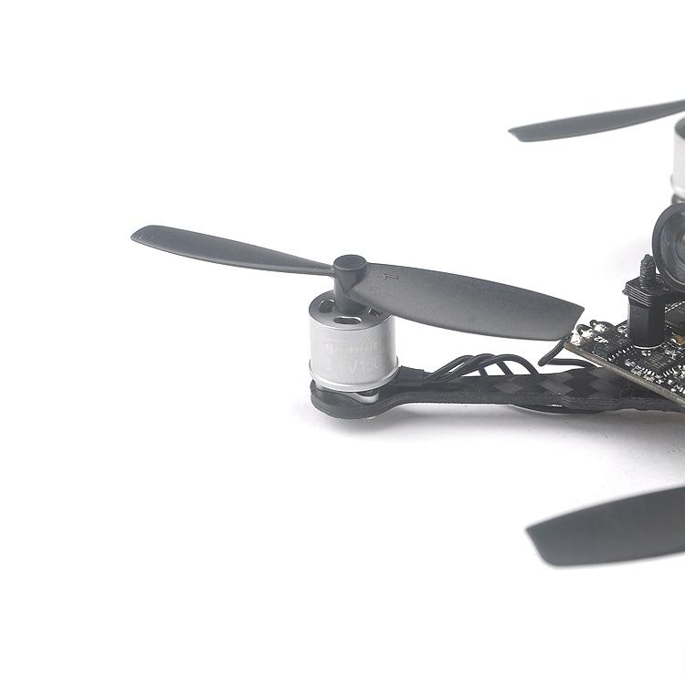 Happymodel Trainer90 0706 1S فرش FPV Quadcopter PNP كيت w/Frsky DSM 2/X استقبال الانصهار X3 الطيران التحكم 600tvl كاميرا-في قطع غيار وملحقات من الألعاب والهوايات على  مجموعة 2