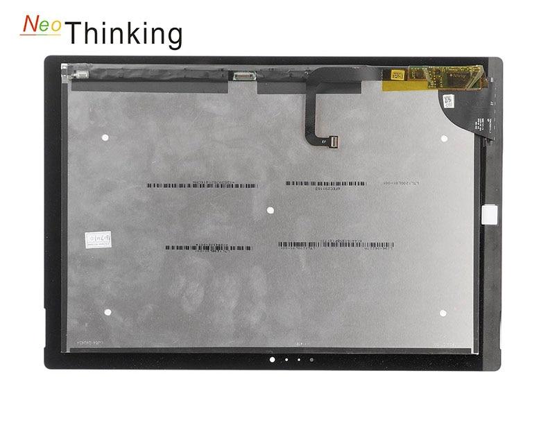 NeoThinking Lcd Assemblée Pour Microsoft Surface PRO2 1601/Pour Microsoft Surface Pro 3 1631 Écran Tactile Digitizer Remplacement