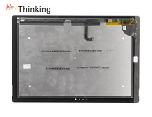 NeoThinking Lcd Assembly For Microsoft Surface PRO2 1601 / For Microsoft Surface Pro 3 1631 Touch Screen Digitizer Replacement