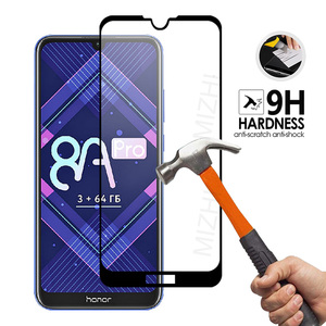 Image 3 - Protective glass for huawei honor 8a Case tempered glass for huawei honor 8a honor8a a8 8 a prime 6.09 JAT LX1 screen cover film