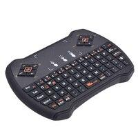 R6 Mini Bàn Phím Không Dây VS i8 2.4 GHz Fly Air Chuột Touchpad cho Android TV BOX Tablet PC Xbox PS3 Điều Khiển Từ Xa HTPC IPTV