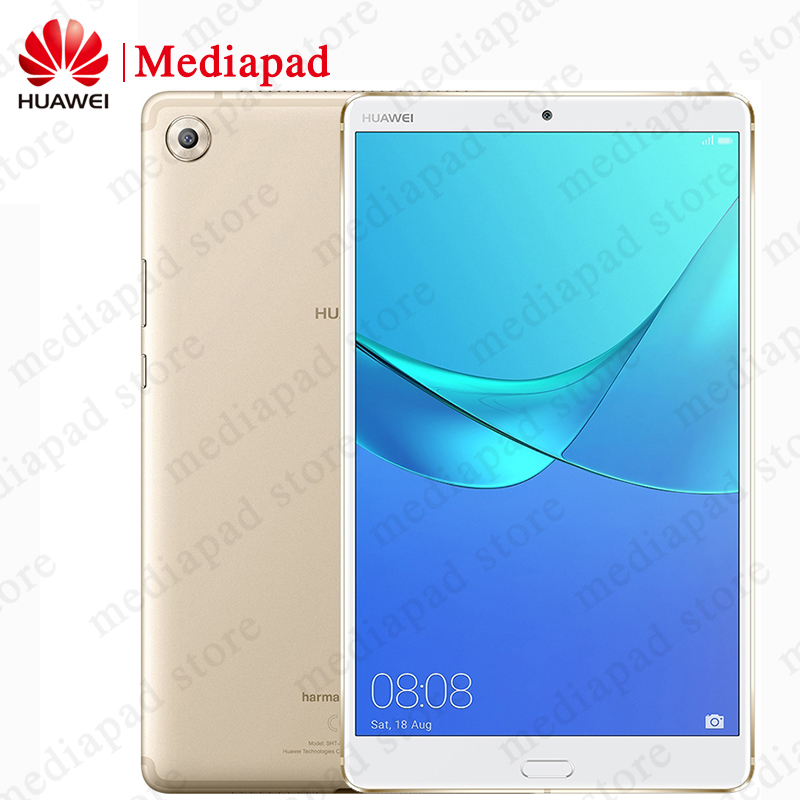 ROM globale d'origine Huawei MediaPad M5 8.4 pouces 4GB 64GB Kirin 960 Octa Core Android 8.0 2560x1600 déverrouillage d'empreintes digitales-in Android Comprimés from Ordinateur et bureautique on AliExpress - 11.11_Double 11_Singles' Day 1