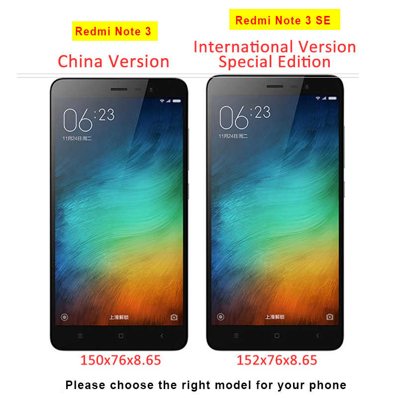 ل Xiaomi Redmi ملاحظة 3 SE برو طبعة خاصة 152 مللي متر الزجاج المقسى Redmi ملاحظة 3 برو رئيس 32gb طبعة خاصة الزجاج غطاء حالة