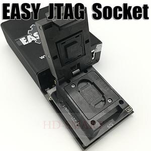 Image 4 - Original EINFACH JTAG PLUS BOX EMMC Buchse BGA153/169, BGA162/186, BGA221, BGA529 Freies verschiffen