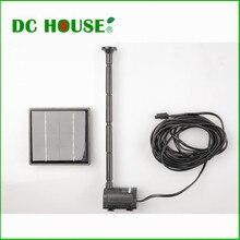 Солнечных батарей, солнечная энергия фонтан для воды есть фонтан 160L/h Макс Heads 0.8 м, бесплатная доставка *