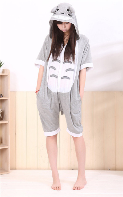 Studio Ghibli My Neighbor Totoro – Pajamas Party Unisex Totoro Onesies