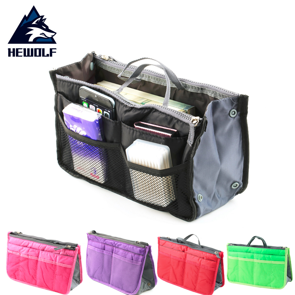 Hewolf Outdoor Portable Waterproof Nylon Bags 5 Colors Survival Medical Bags For Emergency Tools Bag Backpack New Zipper Bag